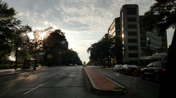 Washington streets